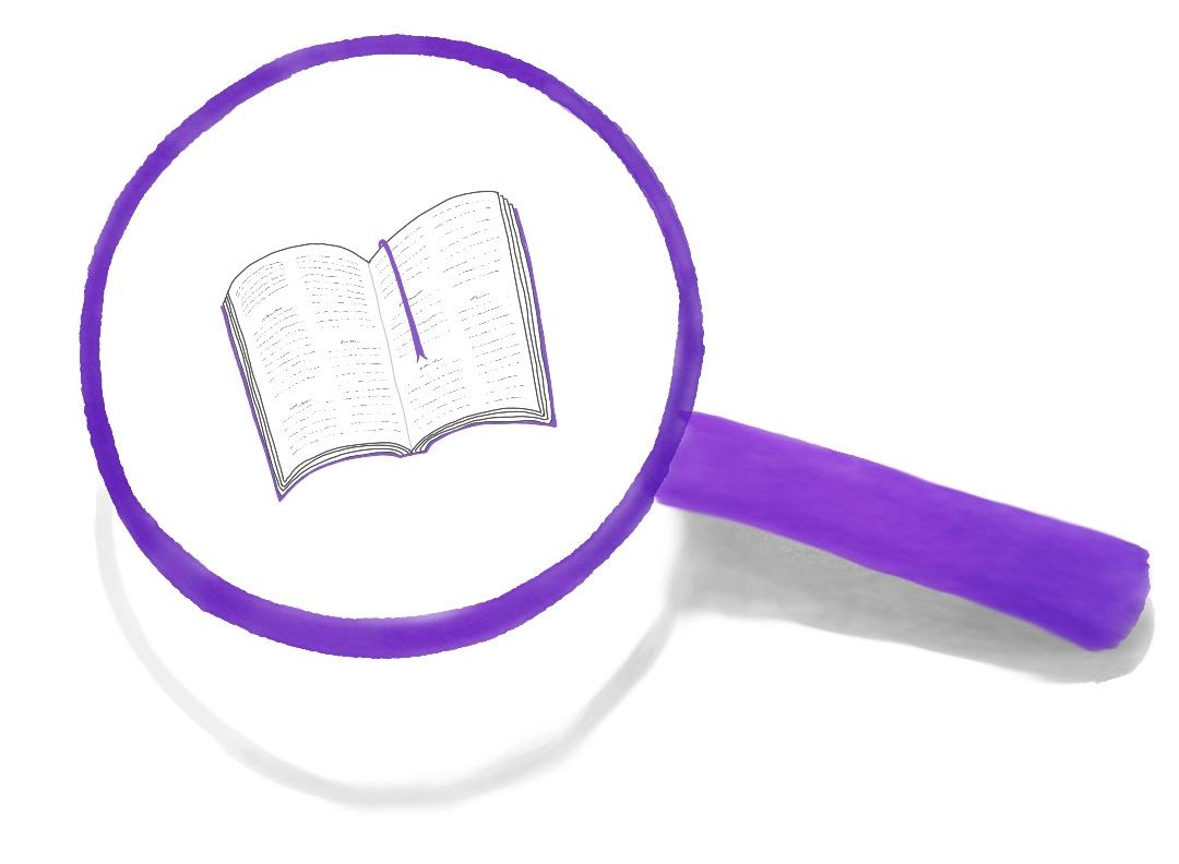 Let og finn bøkene i det Nye Testamente
