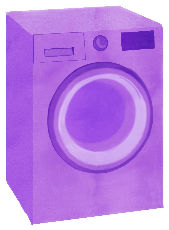 Sexlyst og vasketøy