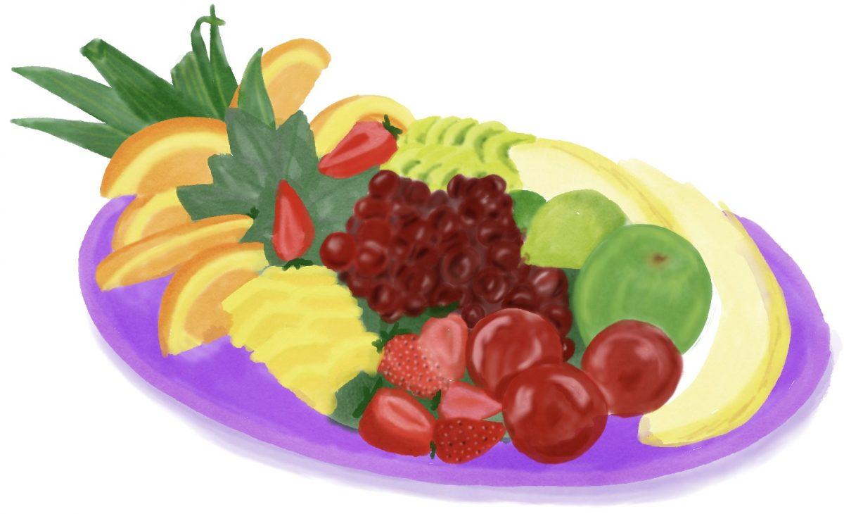 Å være fruktfat fem ganger om dagen